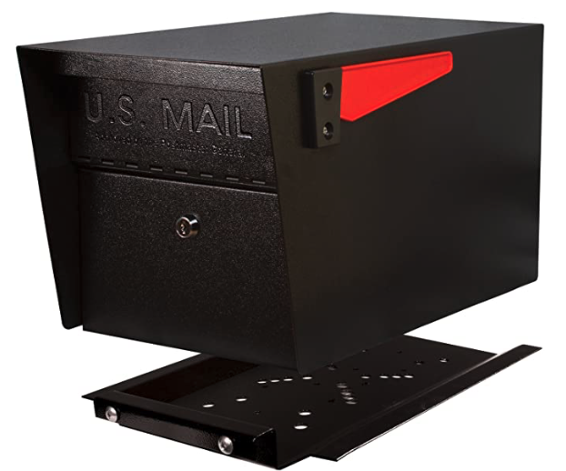 Curbside Locking Mailbox