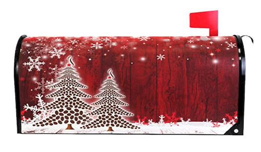 Mailbox Cover for Christmas