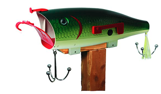 Mailbox Cover Fish