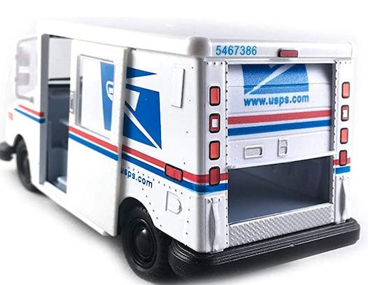 Mailbox USPS Vehicle Model