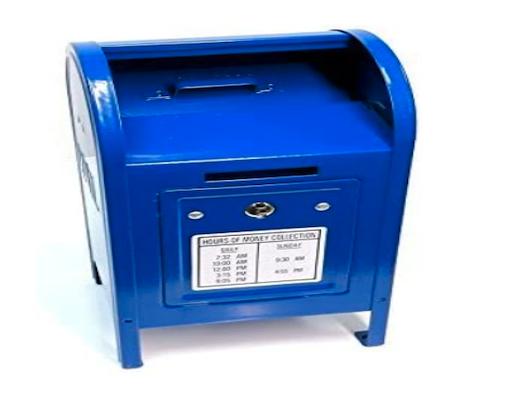 Minature US Mailbox