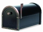 Post Mount Mailbox